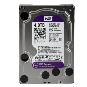 هارد دیسک WD 4TB PURPLE
